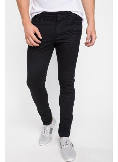 DeFacto Carlo Skinny Fit Pantolon Siyah